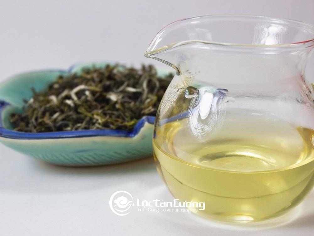 Trà Shan tuyết cổ thụ Tà Xùa rất thơm ngon và tốt cho sức khỏe