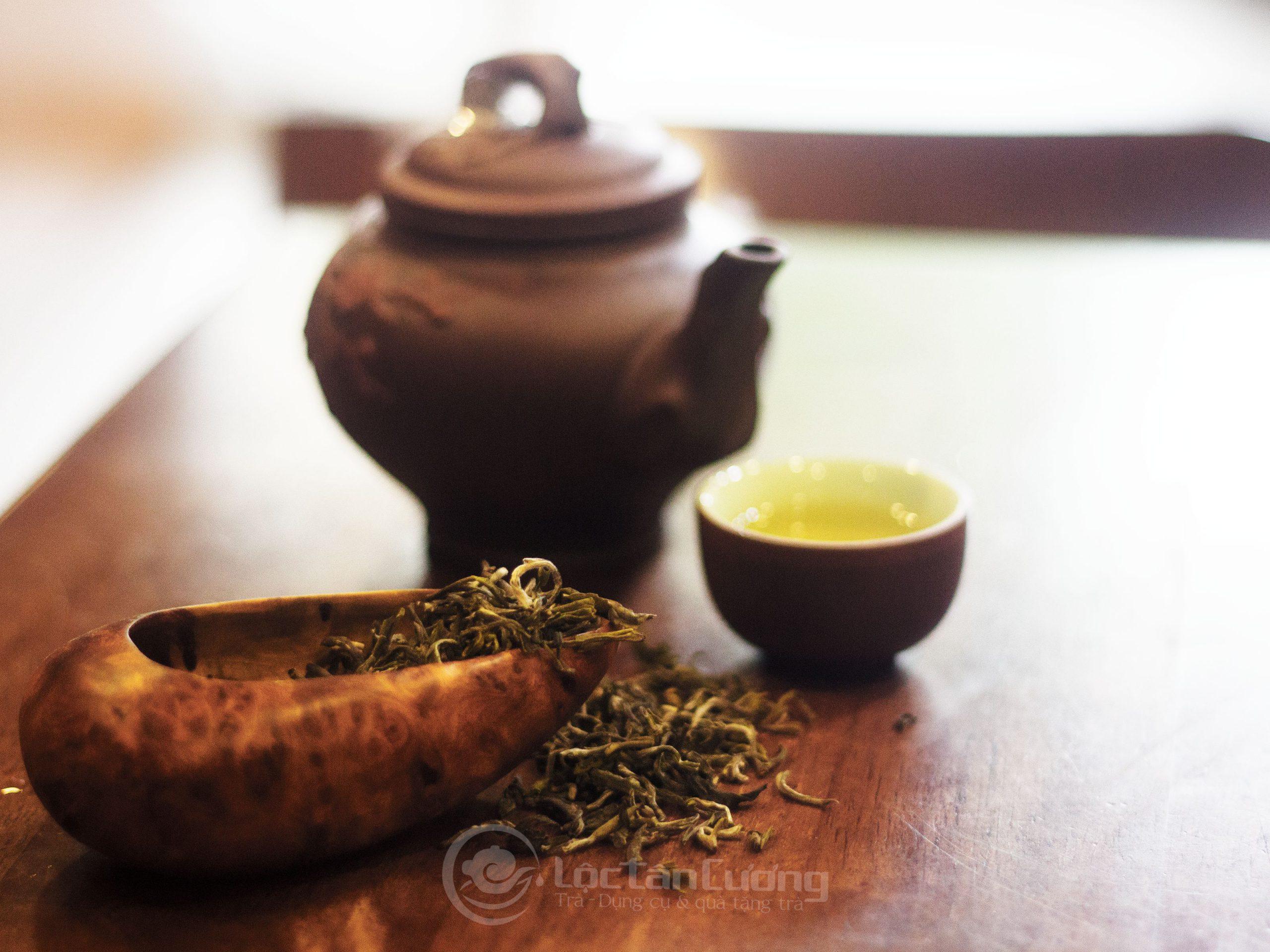 Trà shan tuyết sạch Hoàng Su Phì làm nên đặc sản trà ngon Việt Nam